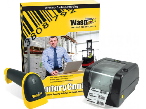 Wasp Standard Inventory Control Bundle
