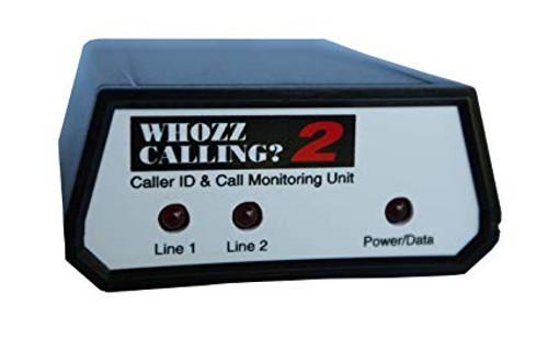 Whozz Caller ID 2 Line Basic & Deluxe