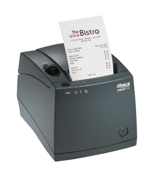 Ithaca 280-P-25-DG Thermal POS Receipt Printer