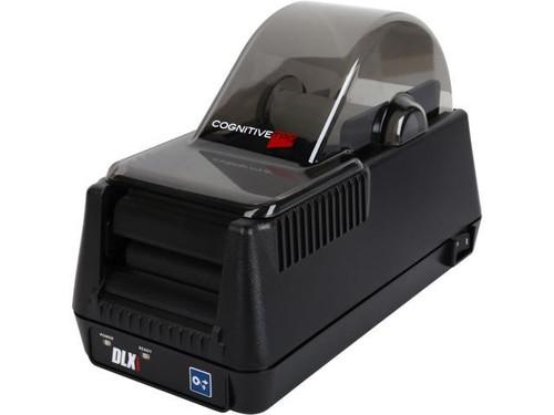 CognitiveTPG DLXi DBD24-2085-G1S Direct Thermal Barcode Label Printer