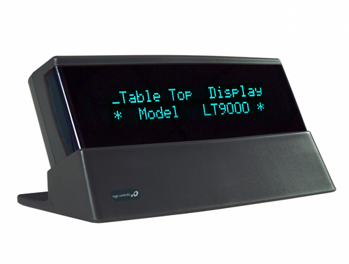 Logic Controls LTX9000 Tabletop Display Serial Interface
