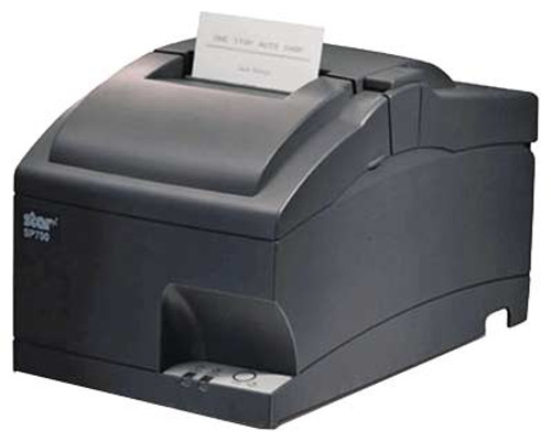 Star SP700 POS Impact Printer, SP712MC-R-GRY