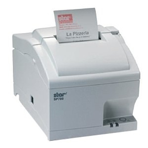 Star SP700 POS Receipt Printer, SP742MC, 39332010, Impact AUTO CUTTER,