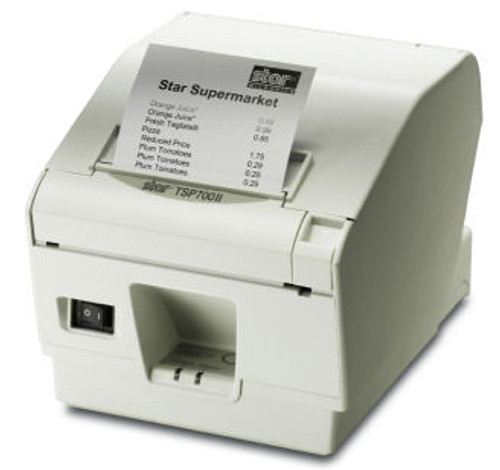 Star TSP700II POS Thermal Receipt Printer Kit, TSP743IIL-24, 37999940