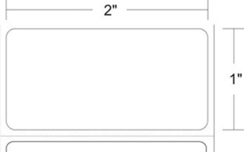 ZEBRA 10010039 BARCODE LABEL PAPER CONSUMABLES