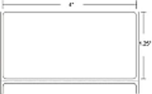 ZEBRA 10015349 DIRECT THERMAL BARCODE LABEL