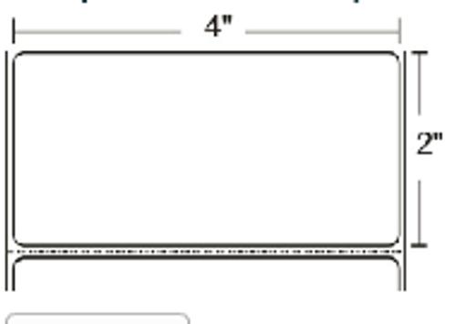 ZEBRA 10010047-EA DIRECT THERMAML BARCODE LABEL