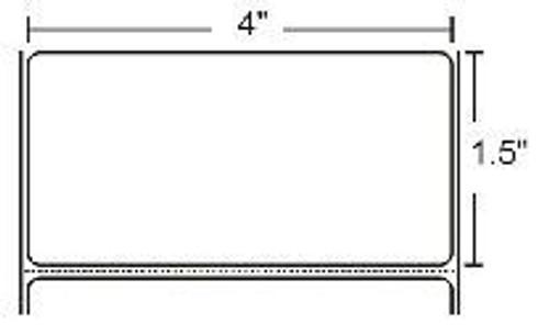 ZEBRA 800274-155 THERMAL TRANSFER BARCODE LABEL