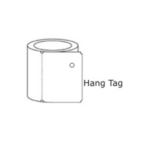 COGNITIVE, 03-02-1646 DIRECT THERMAL BARCODE LABEL TAG