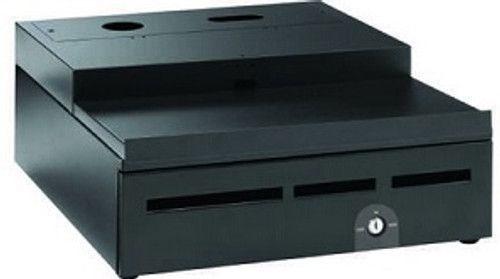 MMF-P1720-04 Shown with Media Plus Cash Drawer,  must purchase cash drawer separately