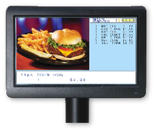 "SAM4s ML700 7"" LCD Pole Display"