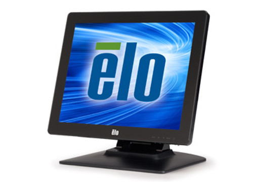 "Elo E394454 1523L 15"" POS Touch Monitor, Intellitouch Plus, BLACK (SAW)"
