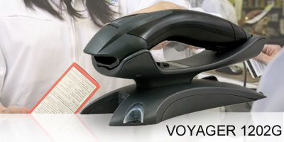 honeywell cordless voyager scanner