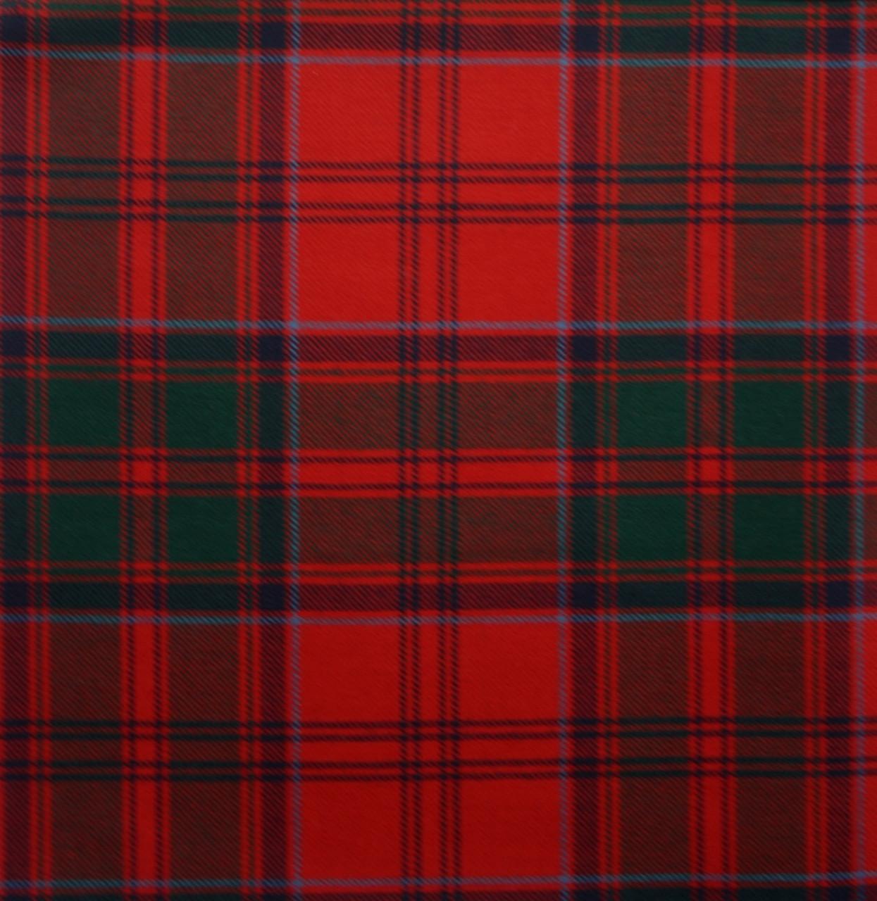 Mens Tie All Wool Made in Scotland Drummond of Perth Modern Tartan