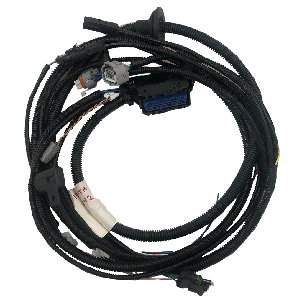 Toyota A442 Series With Cable Control Harness (includes Range Sensor)