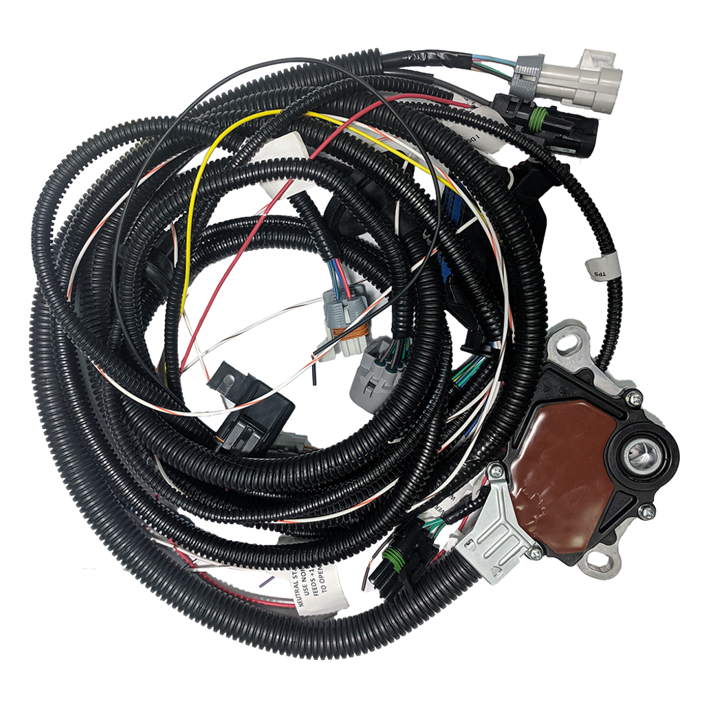 Toyota A442 Series With EPC Harness (includes Range Sensor)