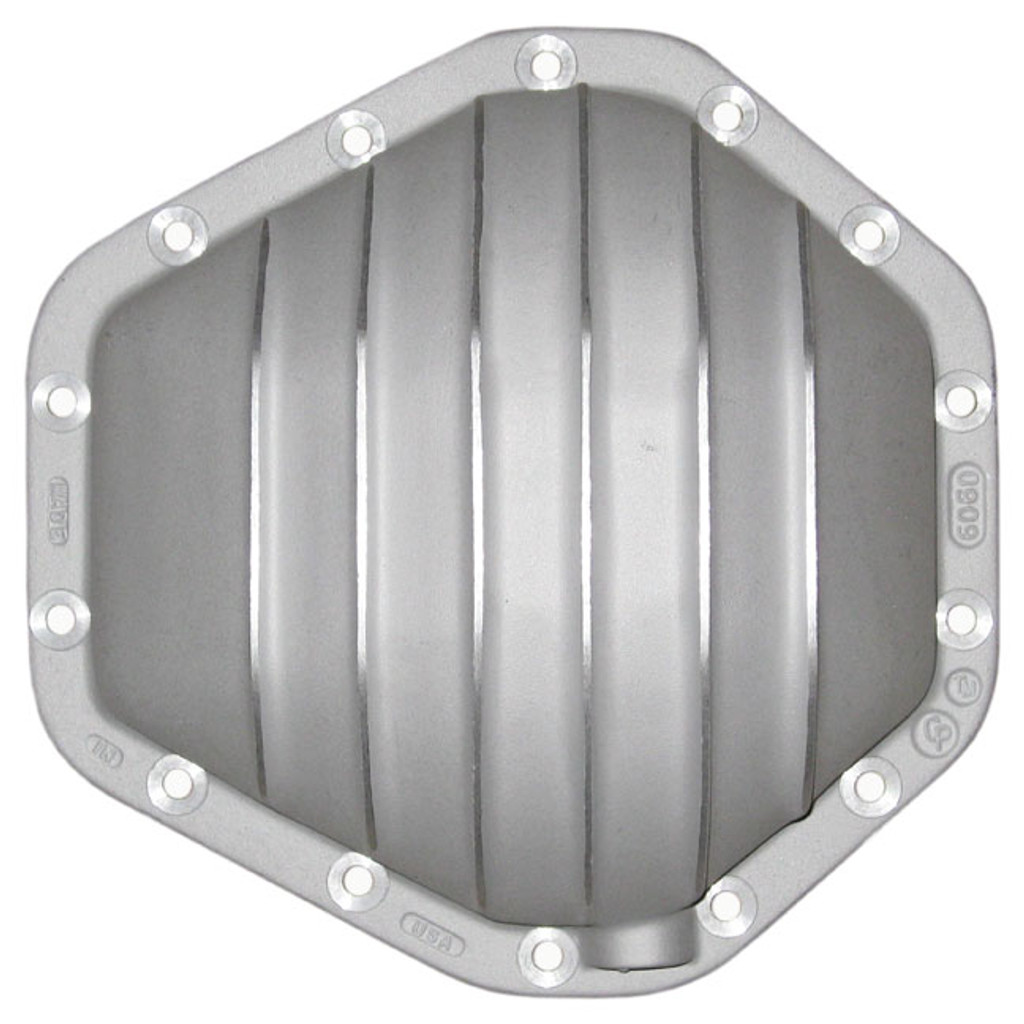 "GM 10.5"" Rear Differential Cover, 14 Bolt, Straight Fins"
