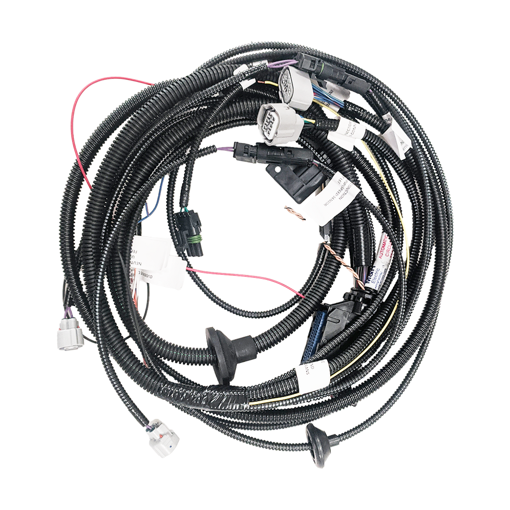 Toyota A340 Series Transmission Harness (6 Cavity - 6 Contact)