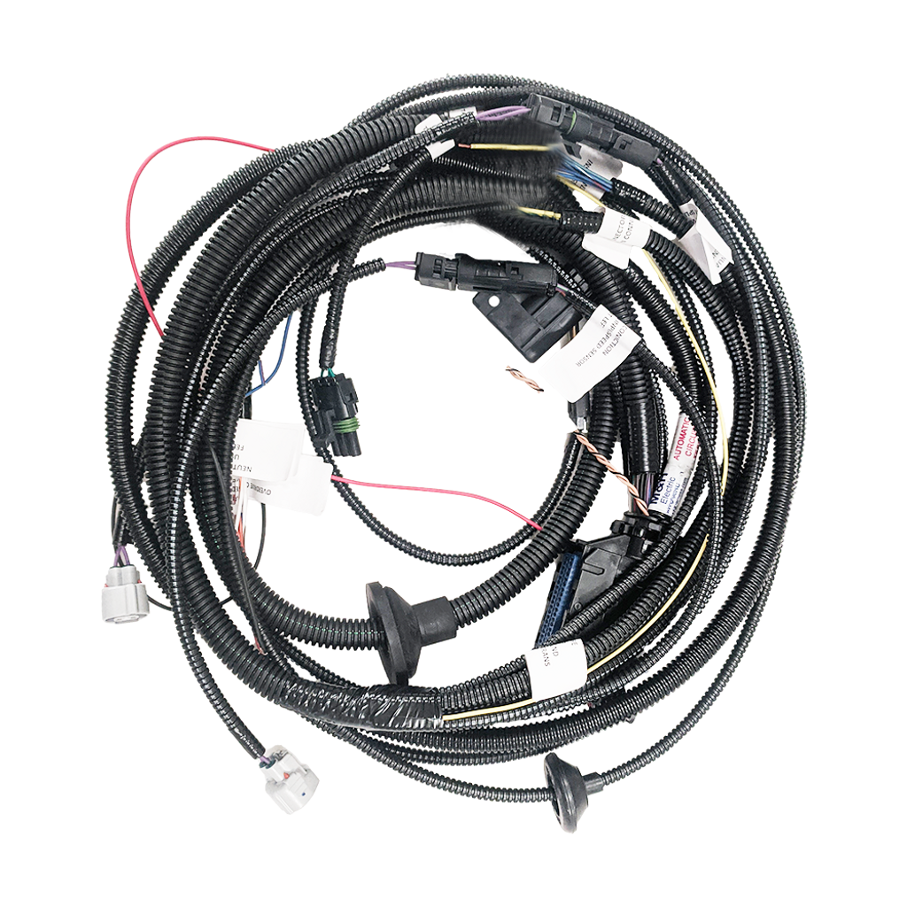 Toyota A340 Series Transmission Harness (8 Cavity - 8 Contact with temp sensor)