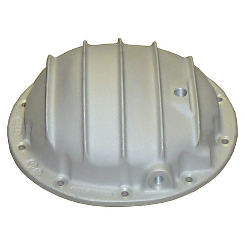 "GM 8.5""/8.625"" Rear Differential Cover, 10 Bolt, Vertical Fins"