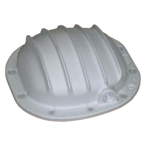 """GM 7.5""""/7.625"""" Rear Differential Cover, 10 Bolt, Straight Fins"""