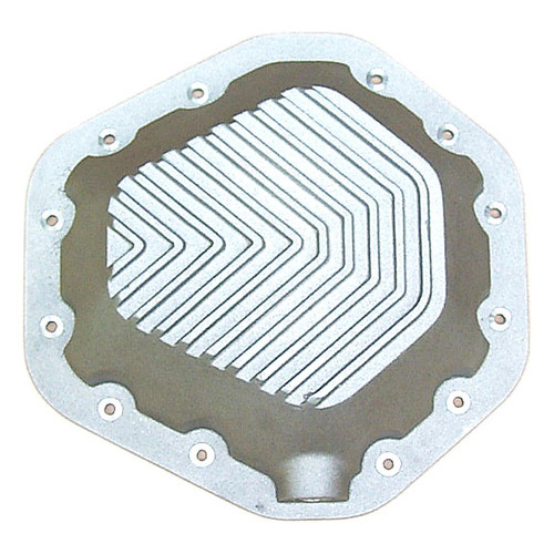 "GM 10.5"" Rear Differential Cover, 14 Bolt, Pattern Fins"