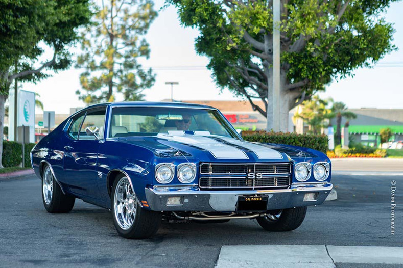 Mike's Awesome 70 Chevelle Super Sport