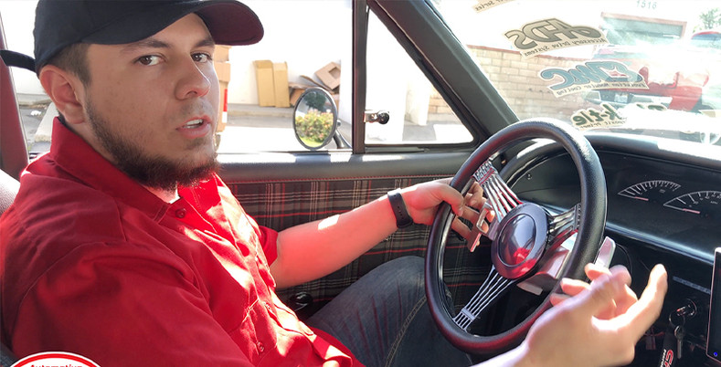 Installation of the COMPUSHIFT Sport and Paddle Shifter - By CFR Performance