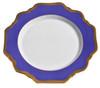Anna Weatherley Anna's Palette - Indigo Blue Bread and Butter Plate