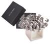 Kim Seybert Ceramic Flower Napkin Rings (Set of Four)