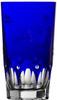 Varga Crystal Springtime Cobalt Highball Glass