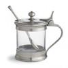Arte Italica Tavola Jam Jar with Spoon