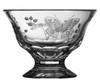 "Varga Crystal Springtime Footed Bowl (6"")"