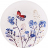 Gien France Azure Canape Plate
