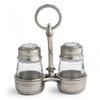 Arte Italica Tavola Small Salt and Pepper with Caddy