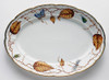 Anna Weatherley Amber Leaf Oval Platter