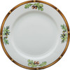 Julie Wear Game Birds Plain Center Dinner Plate