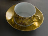 J.L. Coquet Trois Ors Noir Coffee Cup