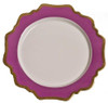 Anna Weatherley Anna's Palette - Purple Orchid Dinner Plate