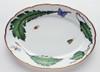 Anna Weatherley Green Leaf Oval Platter