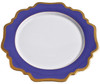 Anna Weatherley Anna's Palette - Indigo Blue Dinner Plate