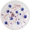 Gien France Azure Devil's Bit Dessert Plate
