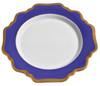Anna Weatherley Anna's Palette - Indigo Blue Dessert Plate