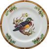 Julie Wear Wood Duck Luncheon Plate