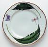Anna Weatherley Green Leaf Dinner Plate