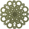 Julian Mejia Design Daisy Placemat (Green)