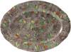 Gien France Rambouillet Oval Platter