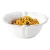 Berry & Thread Whitewash Cereal/Ice Cream Bowl by Juliska