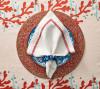 Poppy Napkin Ring, Set of 4 by Kim Seybert