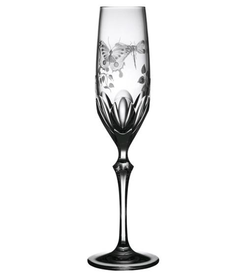 Varga Crystal Springtime Classic Champagne Flute